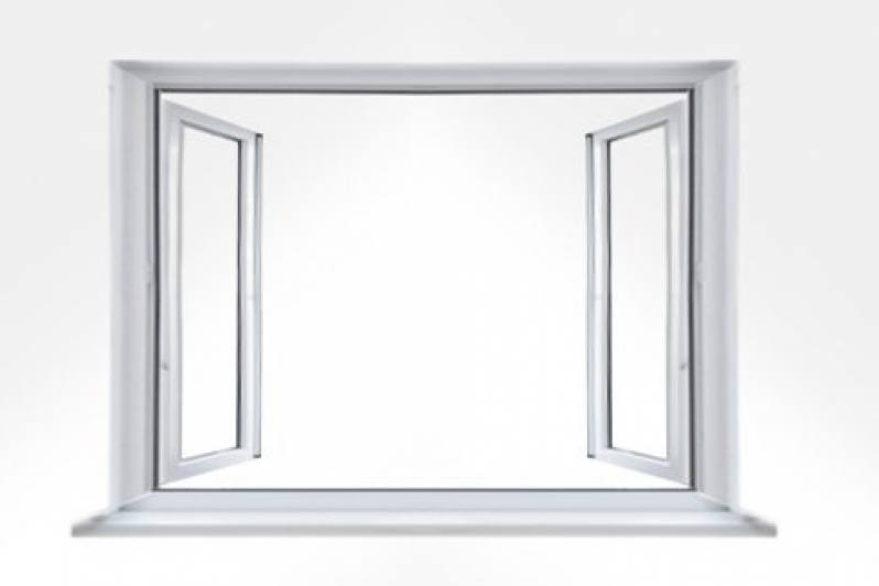 Esquadria de Pvc e Vidro Limeira - Esquadrias em Pvc Alto Padrão