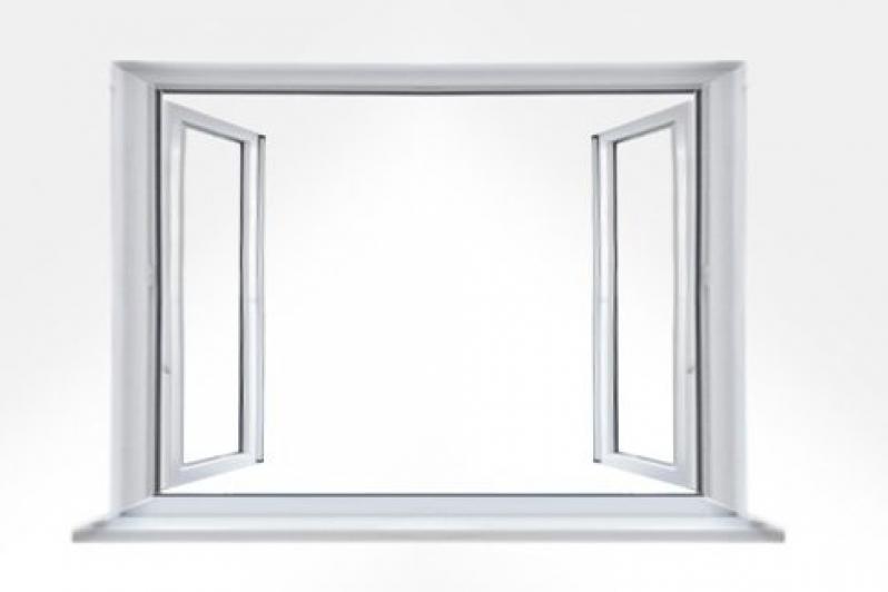 Esquadrias em Pvc para Vidro Santa Branca - Esquadrias em Pvc para Empresas