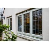janela de pvc com vidro melhor preço Taubaté