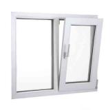 janela pvc branca melhor preço Monte Mor