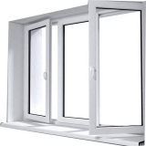quanto custa janela pvc esquadria Juquiá