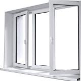 quanto custa janela pvc esquadria Suzano